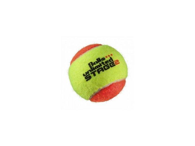 Netlakované lopty BALLS UNLIMITED Play Stage 2