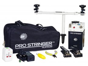 PRO-STRINGER PORTABLE STRINGING MACHINE-ENGLISH