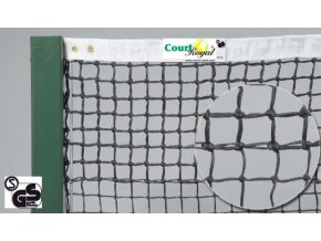 TOPSPIN Tenisová sieť Court Royal  TN20 čierna