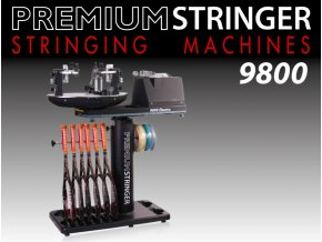 Vypletací stroj Premium  Stringer 9800