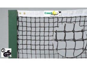 TOPSPIN Tenisová sieť Court Royal Tournament TN55 čierna