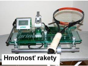 Diagnostika a vyváženie rakiet