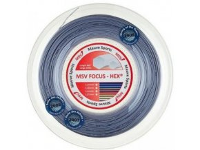 tenisovy vyplet msv focus hex 200m 13344