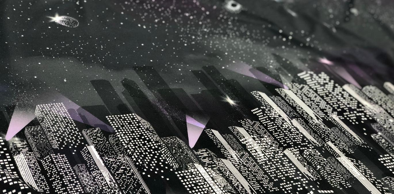 Vesmírné město