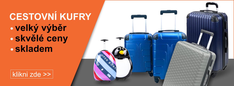 Cestovné kufrov