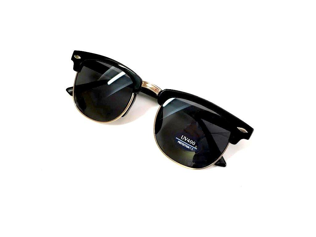 Dětské Sluneční Brýle Clubmaster (Barva Náhodná barva)