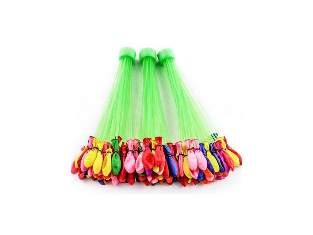 vodni bomby balonky