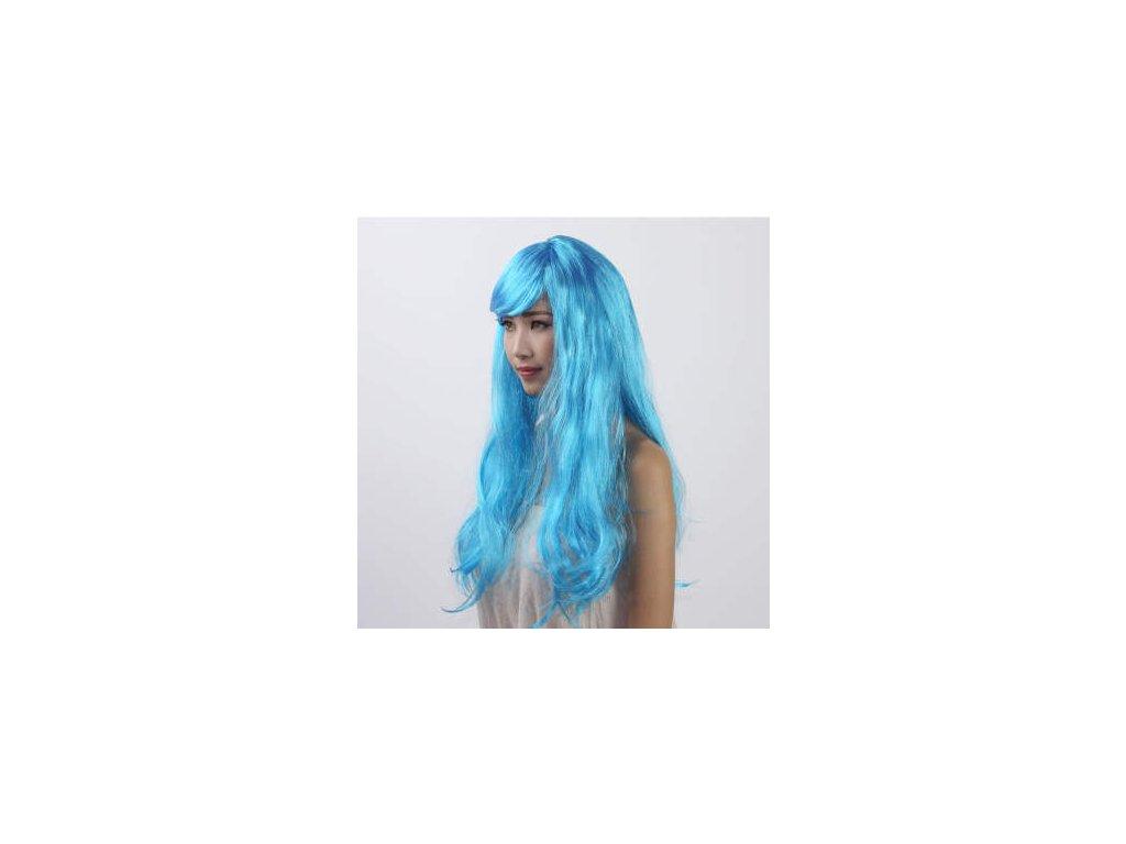 PARUKA morska panna modra 1642260