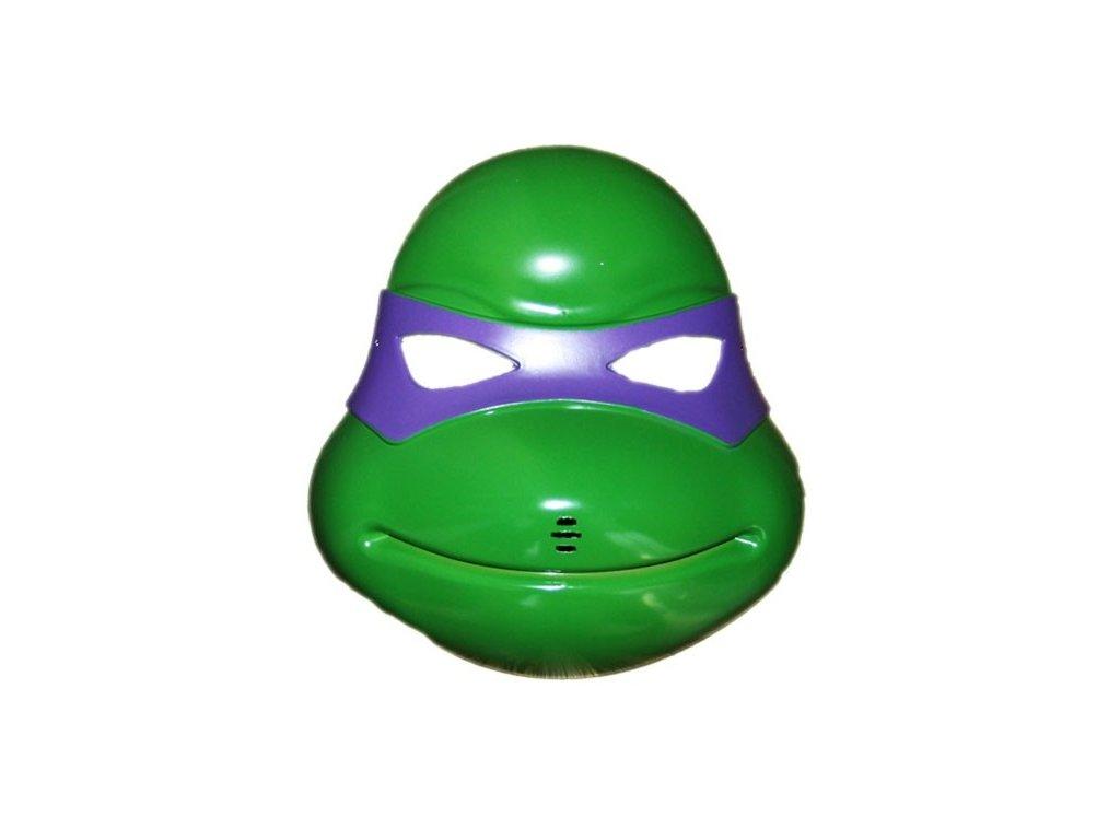 MASKA - Želvy Ninja (Barva Oranžová)