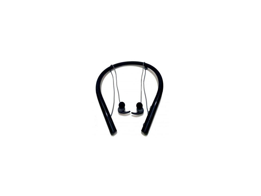 Bezdrátová bluetooth sluchátka MS-760 (Barva Zelená)