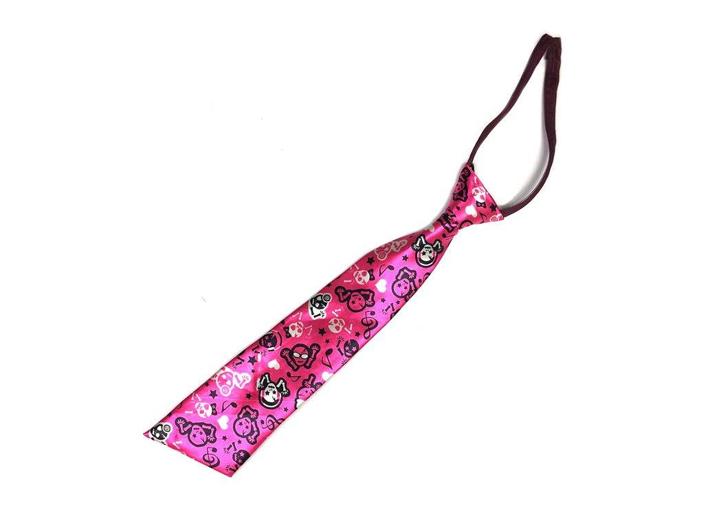 32581 kravata pop art