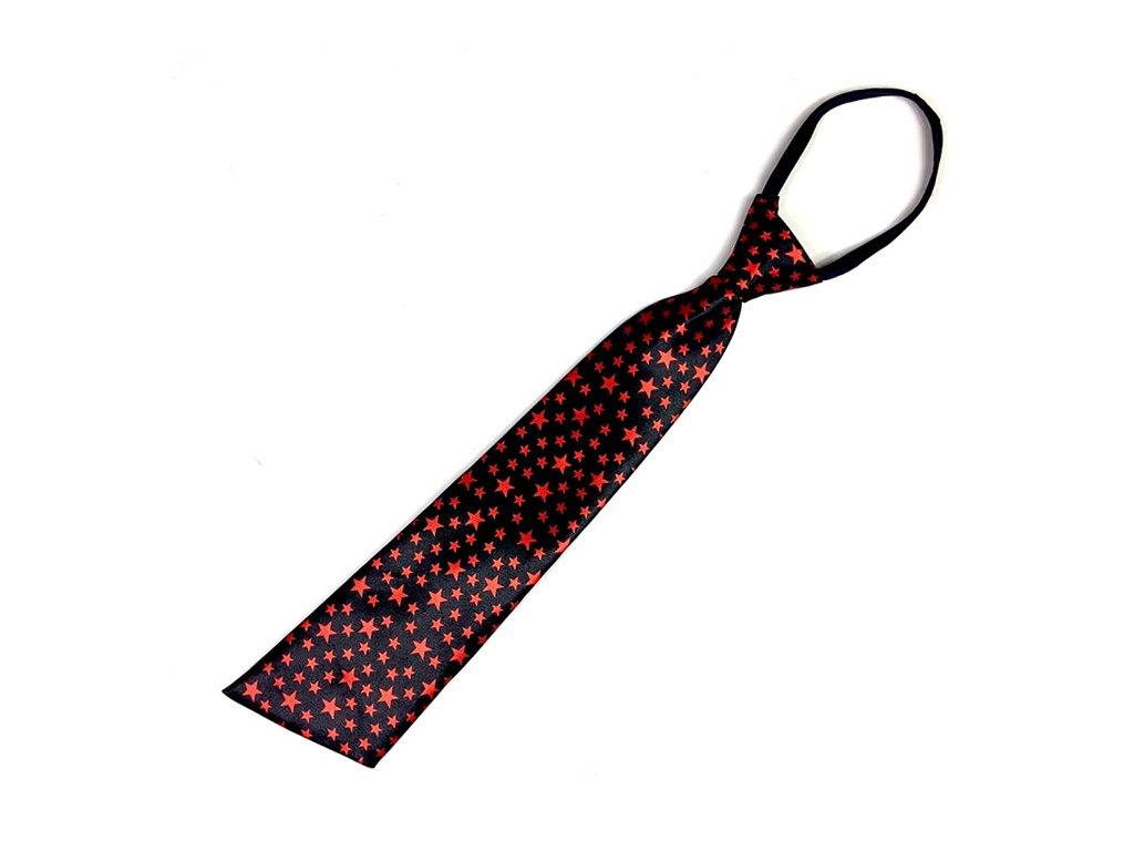 32584 kravata red star