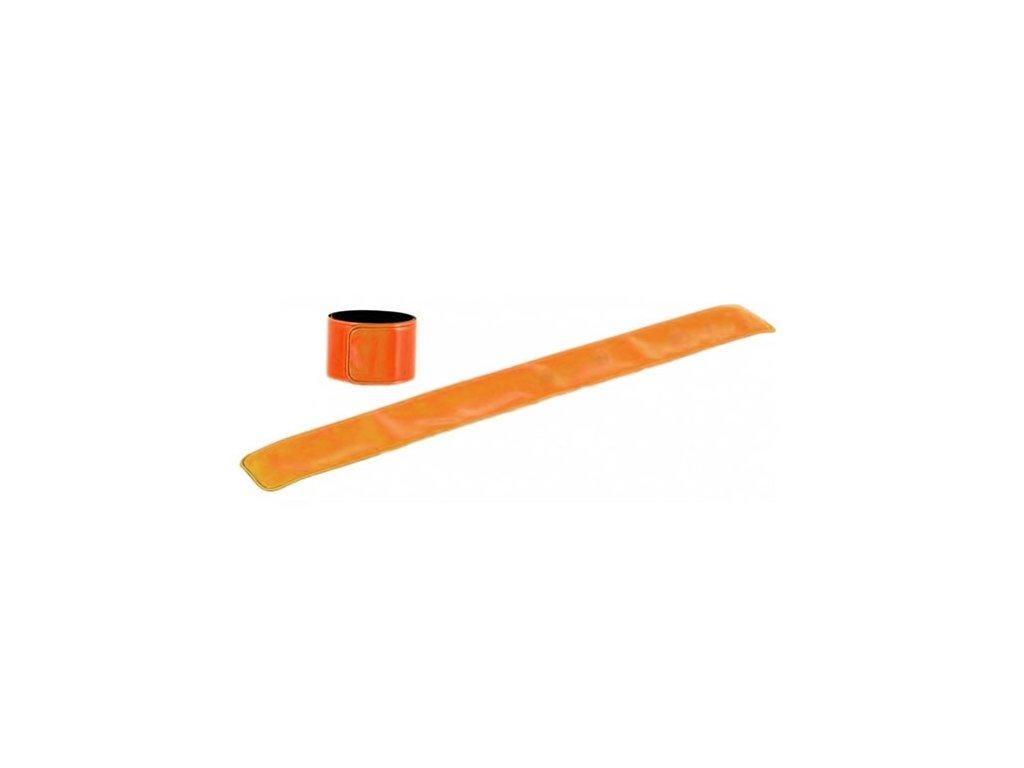 34588 reflexni paska oranzova