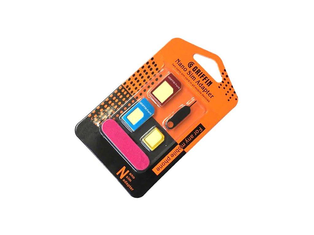 36910 redukce sim micro sim nano sim