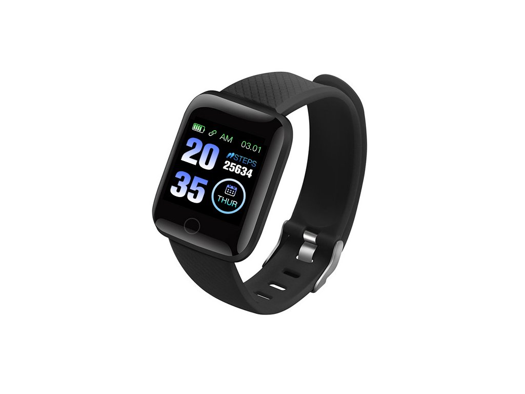 Sportovní bluetooth hodinky - Your health steward