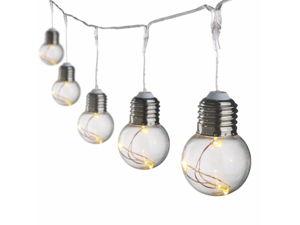 warm white led globe string lights 4300020 ww 8