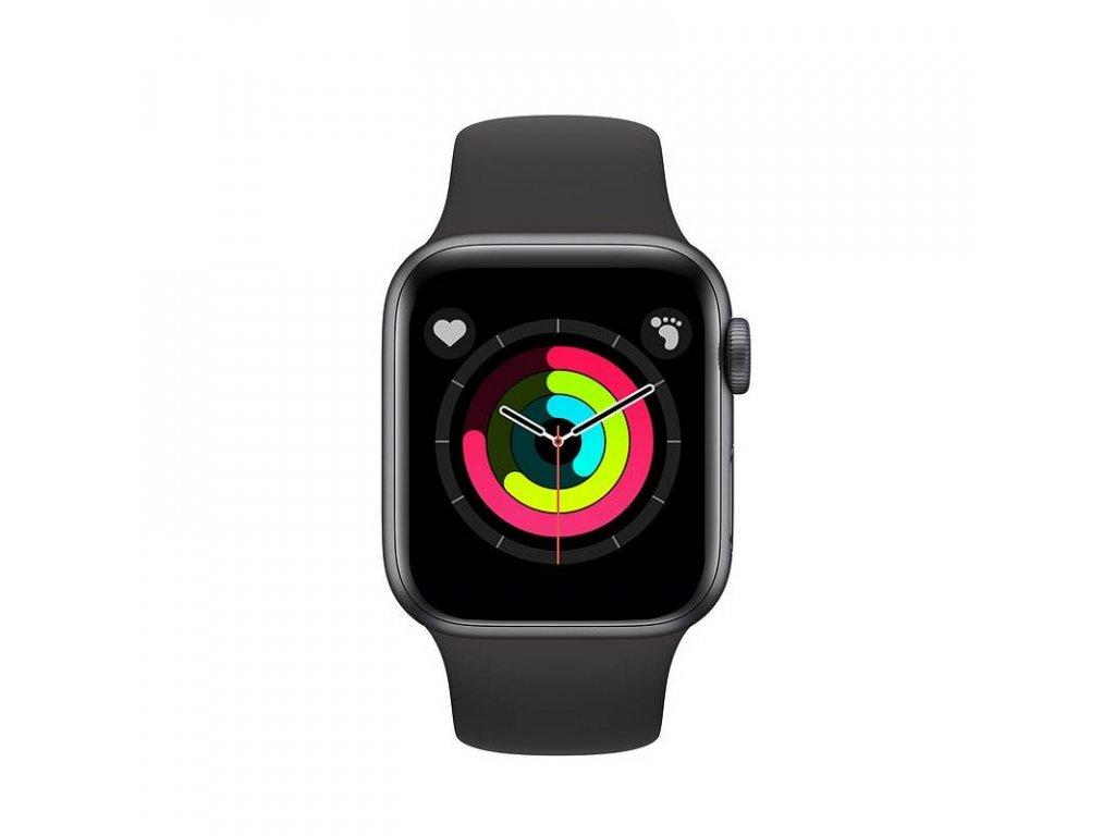 Chytré bluetooth hodinky Andowl Q19 - vodotěsné