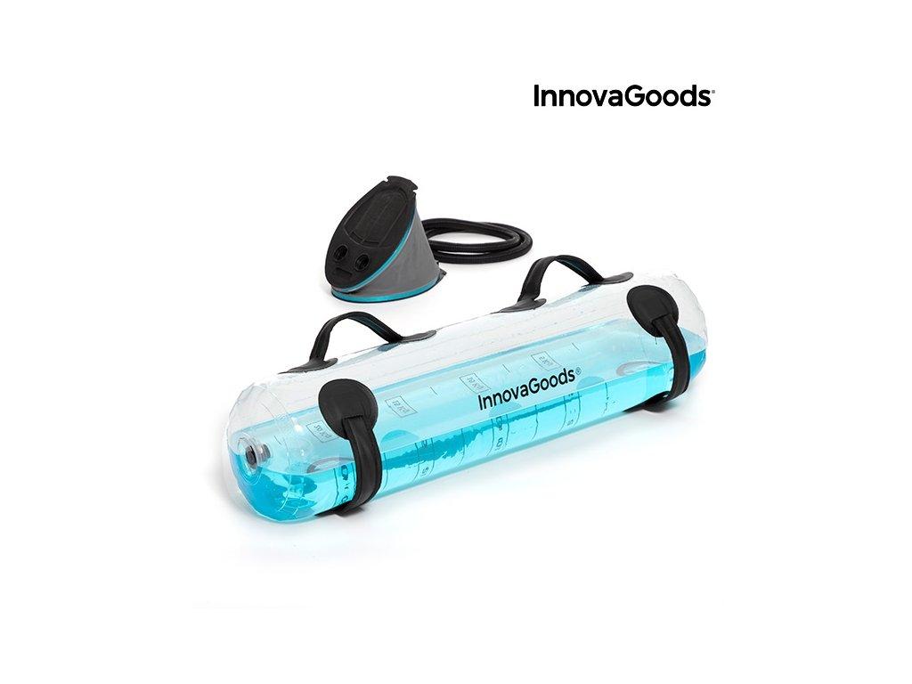 vak na vodu na trenink fitness s priruckou cviku watrainer innovagoods 170531 (4)