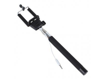Selfie Tyč (Barva Černá)