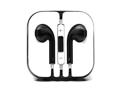 Sluchátka Pro Iphone - Černá