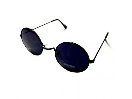 Sluneční Brýle Lenonky - Černé