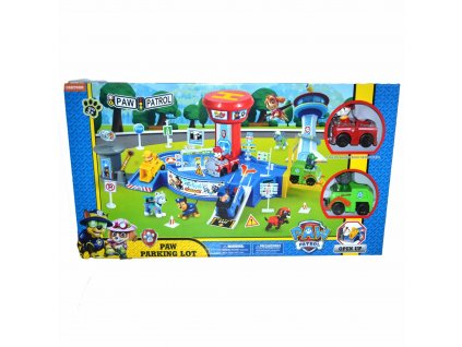 mc paw patrol parking lot toy 6028 88587883 720d20034abbef60dbeed1c7ee1bd9d0