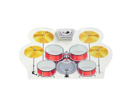 Electronic Foldable Mini USB MIDI Roll Up Drum Kit.jpg 640x640