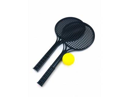 155111 liny tenis cerne palky