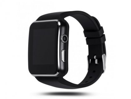 Chytré hodinky Smart Watch X6+ (Opicka Černé)
