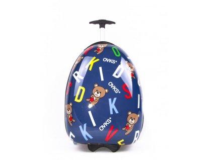 2020 02 24 09 57 17 Dětský kufr DK106 medvídci TOPJOY