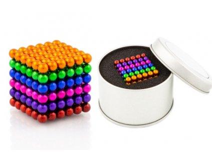 UM9026 Magneticka stavebnice NeoCube mix barev Unimagnet