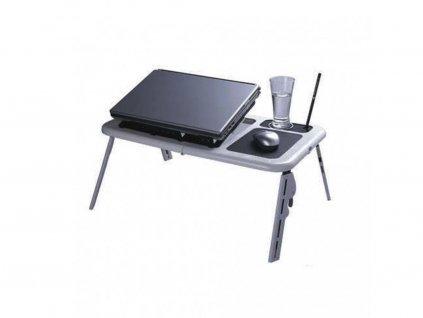 Skládací Stolek Na Notebook - E-Table