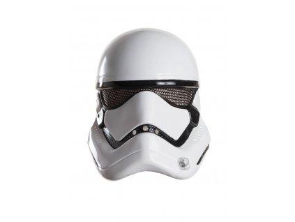 chlapecka maska stormtrooper hvzdne valky sila se probouzi