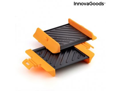 gril do mikrovlnne trouby grillet innovagoods 121593 (2)