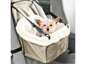 Přepravní Autotaška - Pet Booster Seat