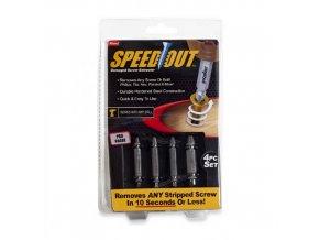 Speed Out - Vytahovač Stržených Šroubů