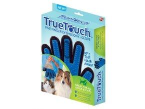Vyčesávací Rukavice True Touch