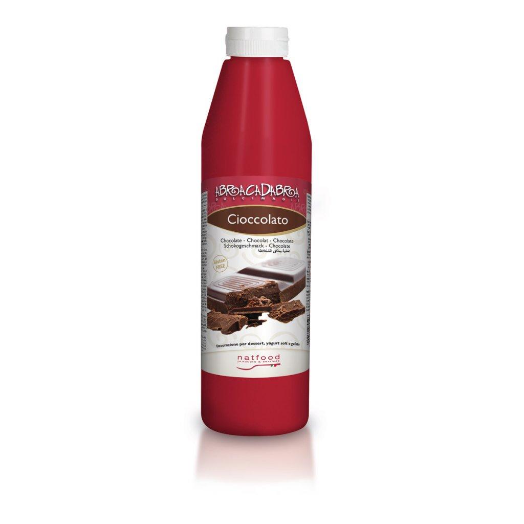 topping cokoladovy 750g