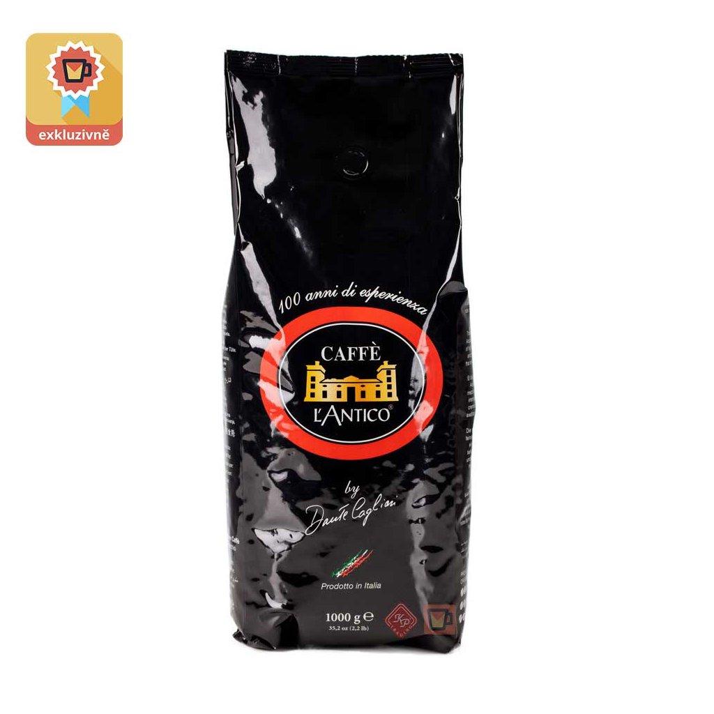Caffe L Antico black riserva nero