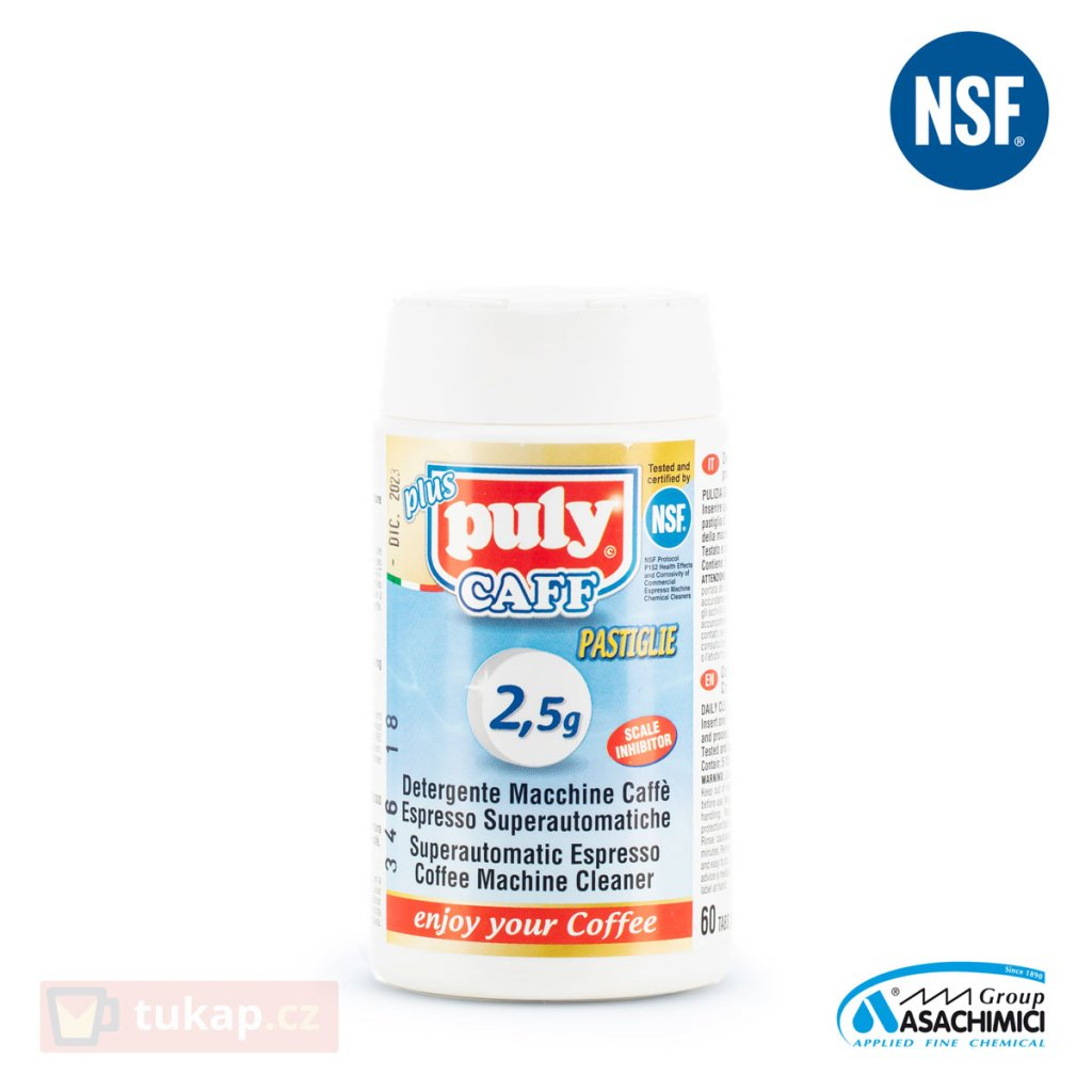 asachimici puly caff plus tablety 60x2,5g