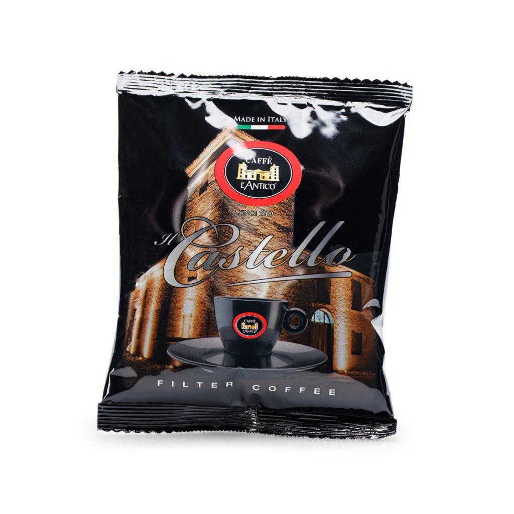castello sacek mleta kava pro filtr