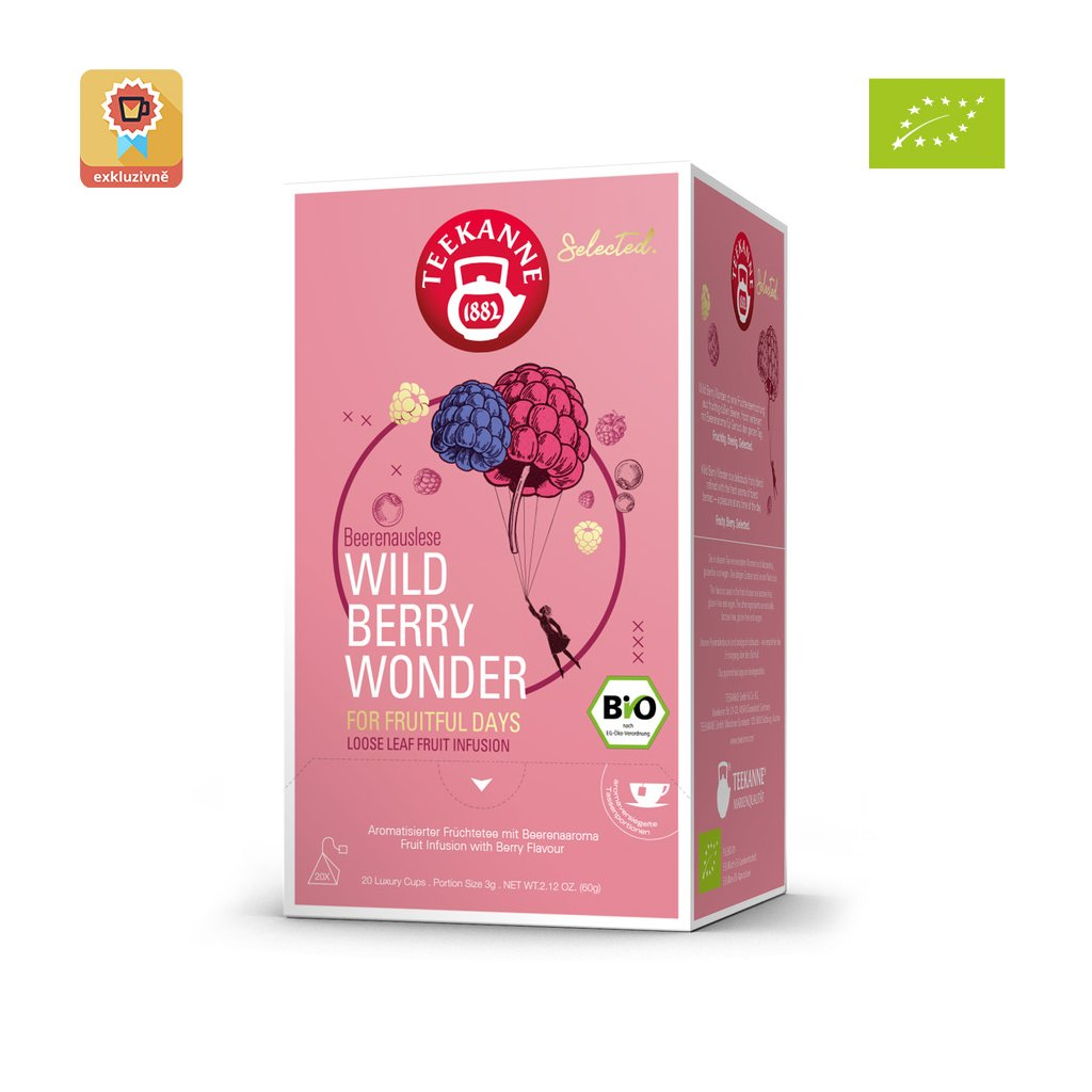 wild berry wonder