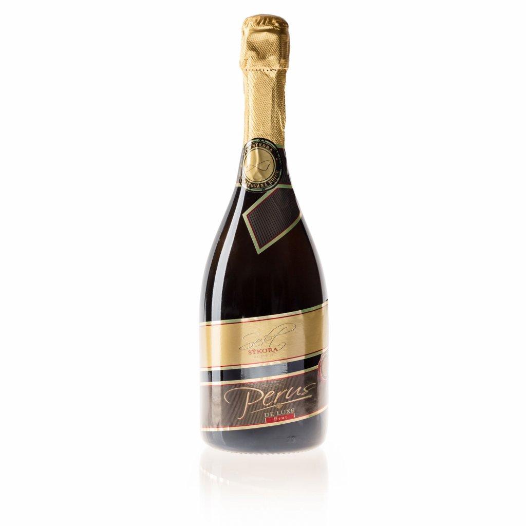 Perus - jakostní šumivé víno, suché, 0,75 l - Víno Sýkora