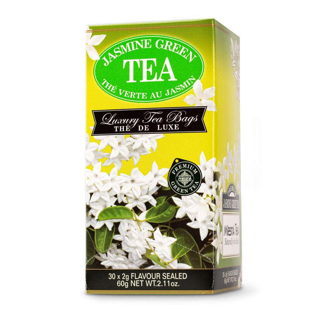 Mlesna - Jasmín - zelený čaj 30 x 2 g