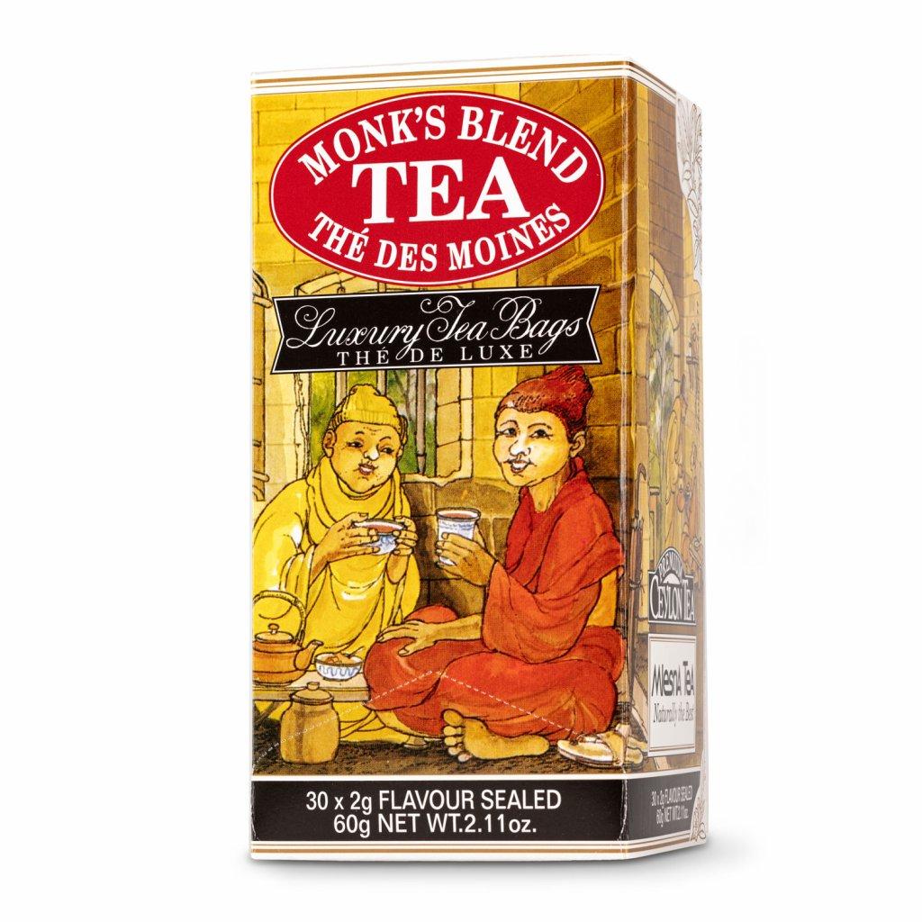 Mlesna - Monk's Blend - černý čaj 30 x 2 g