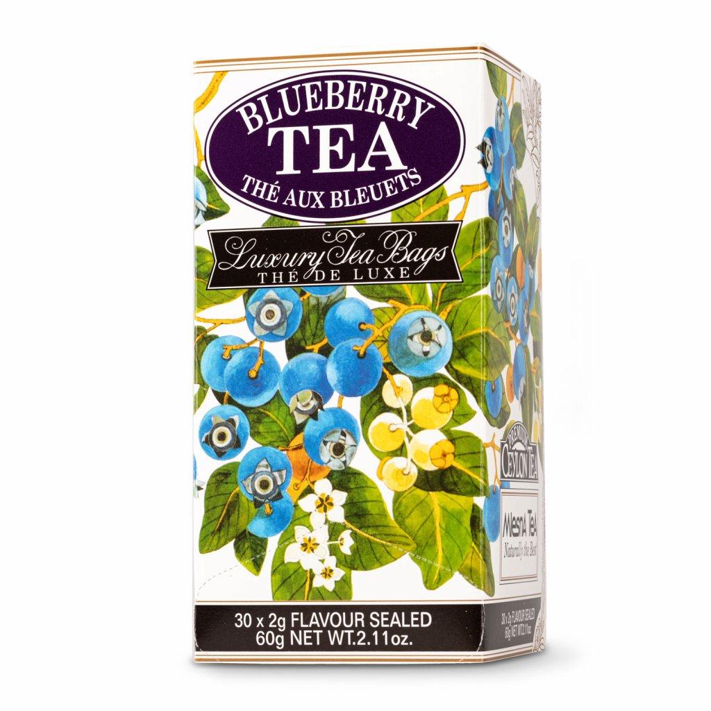 Mlesna-Borůvka - černý čaj 30 x 2 g