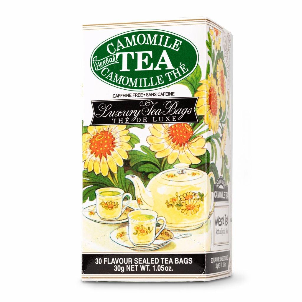 mlesna-Heřmánek - bylinný čaj 30 x 1 g