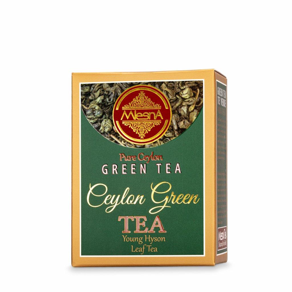 Mlesna - Green Tea - zelený čaj 100 g