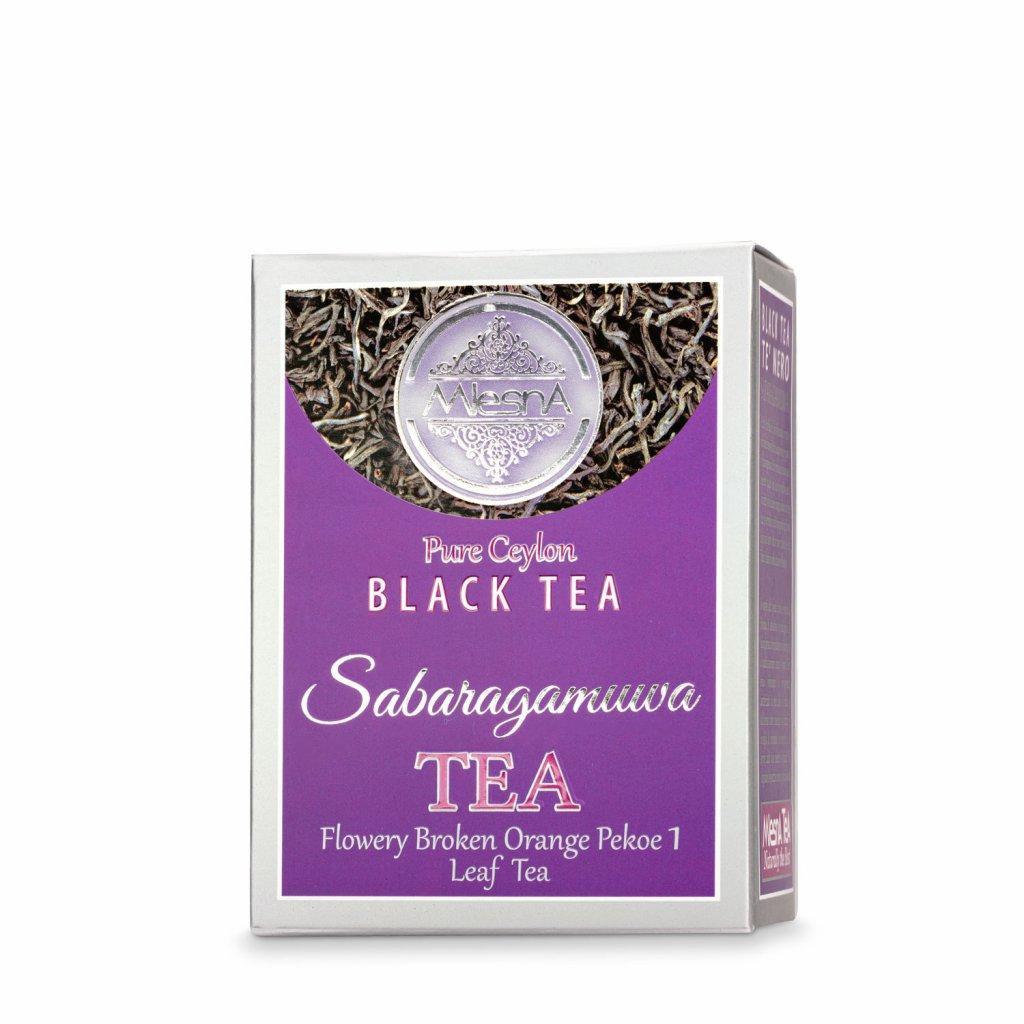 Mlesna - Sabaragamuwa - černý čaj 100 g
