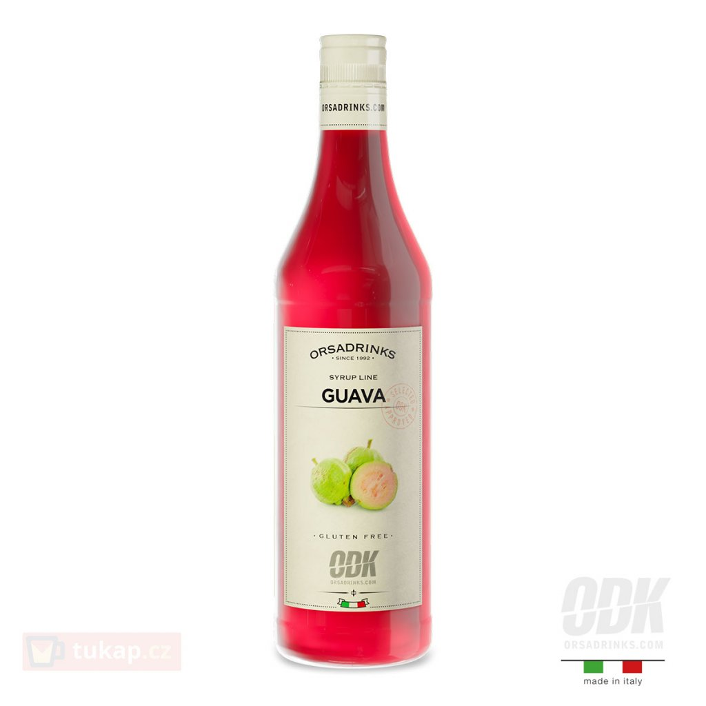 ODK guava sirup